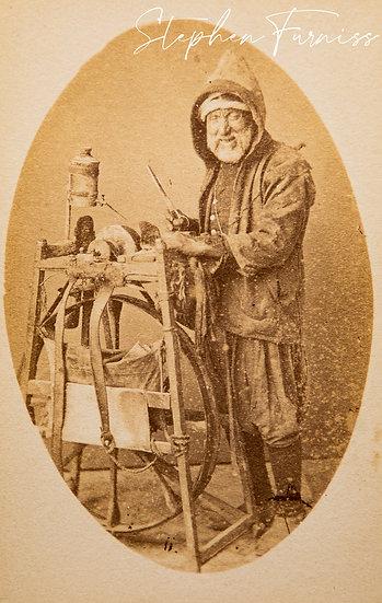 The Knife Grinder 1870's