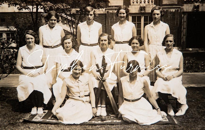 Ladies Cricket Team 1930's