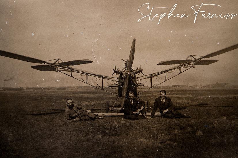 Early Aviation Germany 1920's