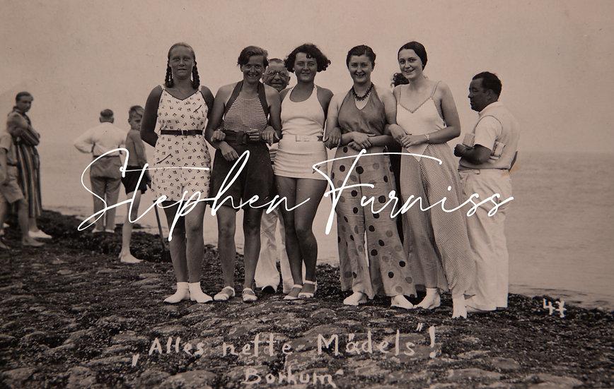 German Girls 1930's