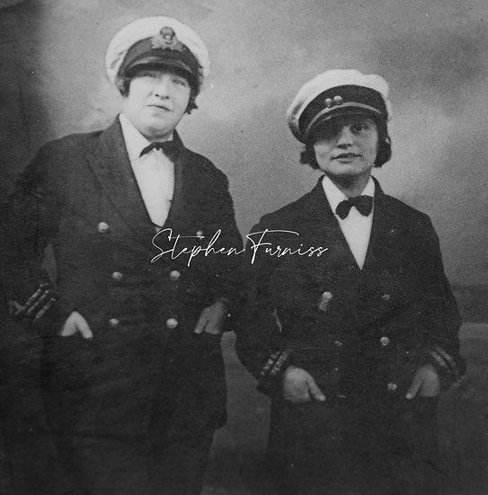 Cross Dressing Sailors 1930's