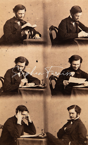 Poses by Carrick c1865