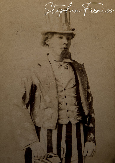 Uncle Sam 1880's