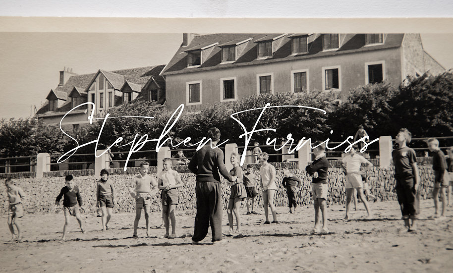 Sports of the Beach 1950's
