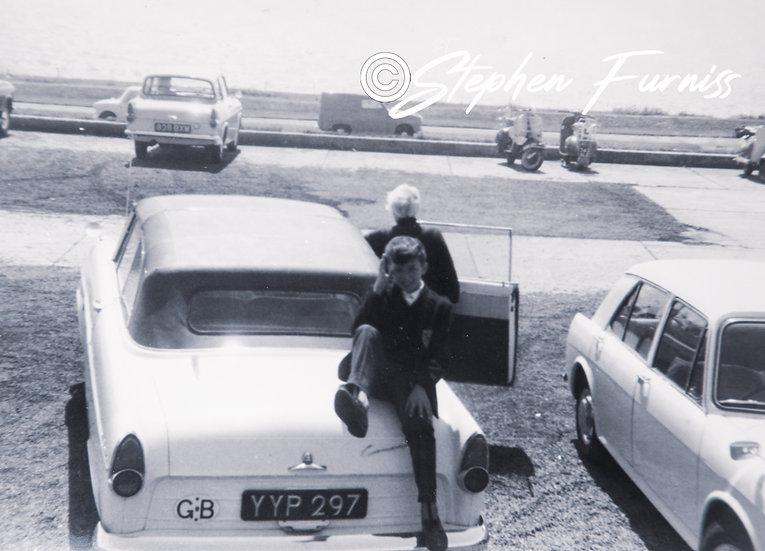 Ford Consul Mark Soft Top 1970