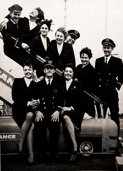 Flight Crew 1970's