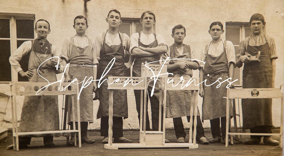 Woodwork 1910's