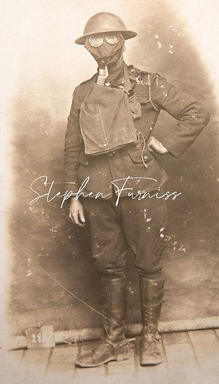 Gas Mask World War I