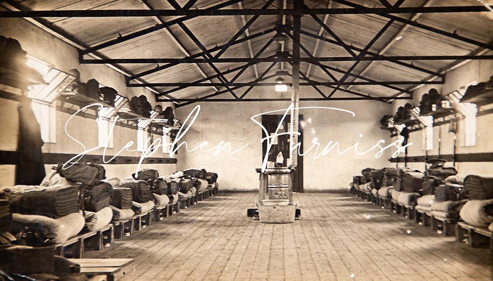 Army Barracks 1930's
