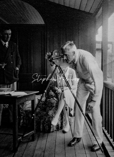 Making a Film 1920's