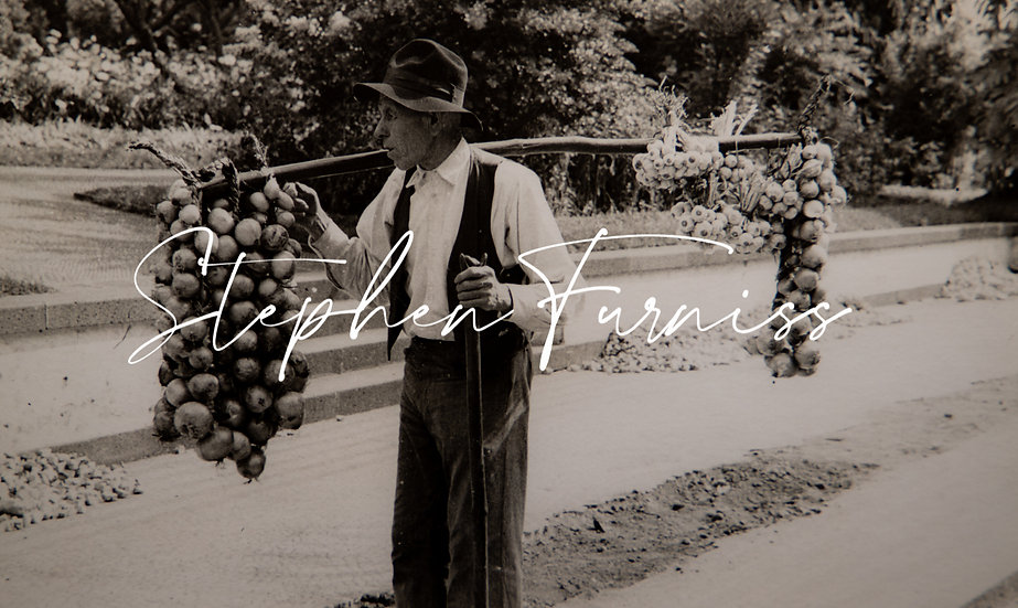 The Onion Seller 1960's
