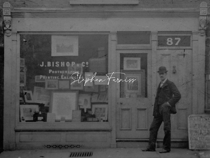 Camera/Photography Shop 1896
