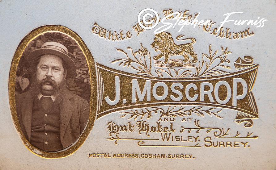 Mine Host c.1890