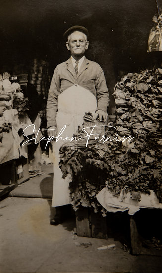 The Green Grocer 1930's