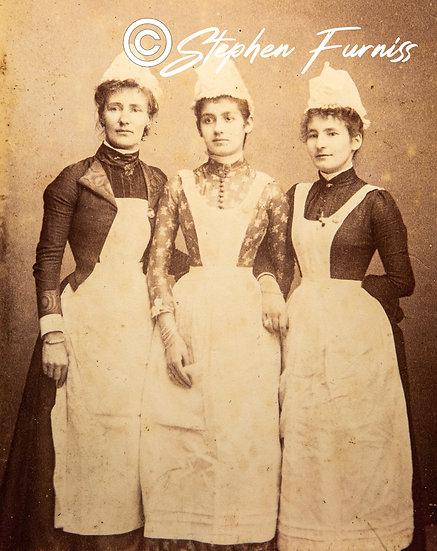 Housemaids 1880