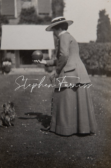 Fetch the Ball! 1910