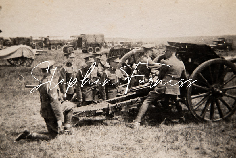 Practice camp 1936