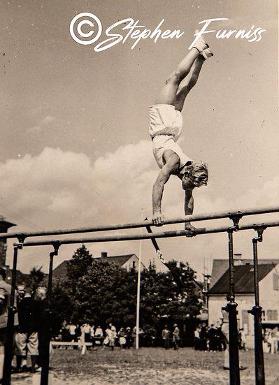 Gymnastics Display in Selb July 1937