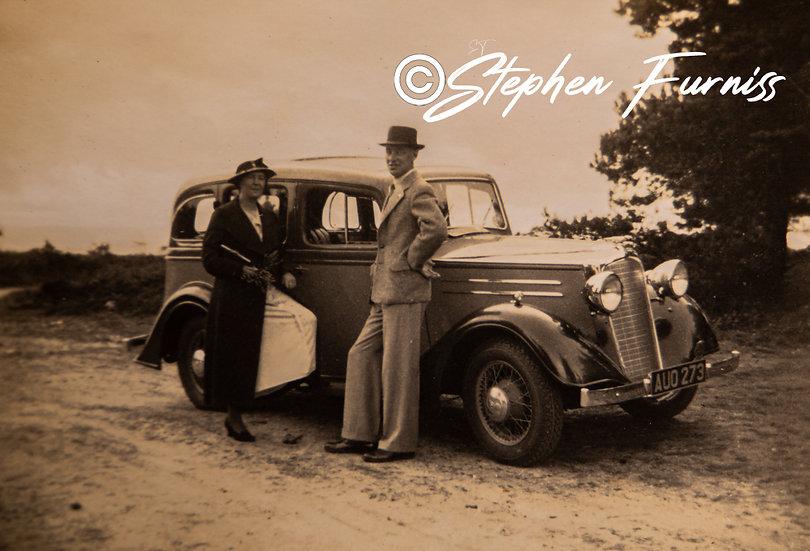 Smart Motorist 1930's