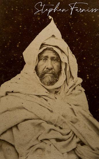 An Algerian c.1885