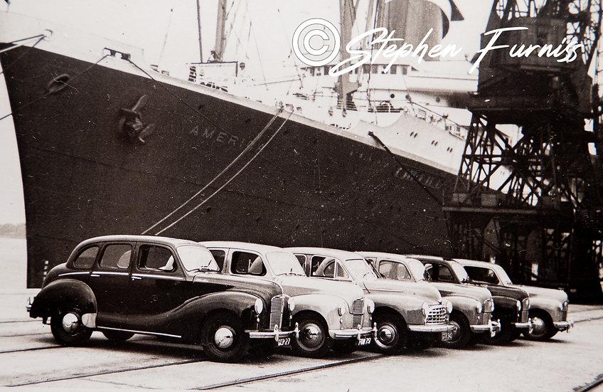 Export or Die! 1950's