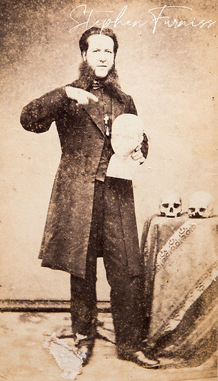 The Phrenologist 1865