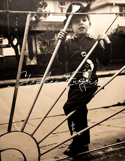 Urban Cowboy 1960's