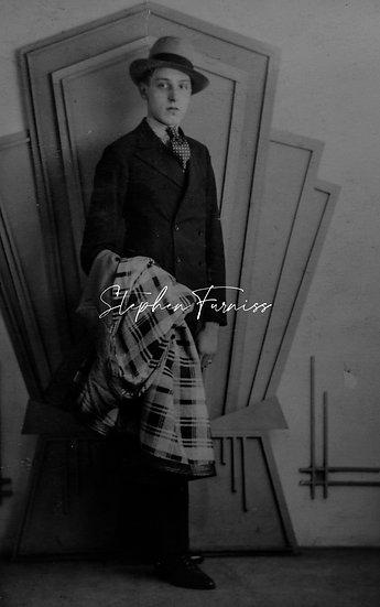 Studio photograph 1930's