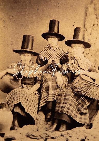 Welsh Ladies 1875