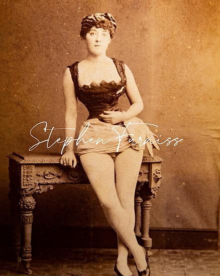 Variety Artist 1885