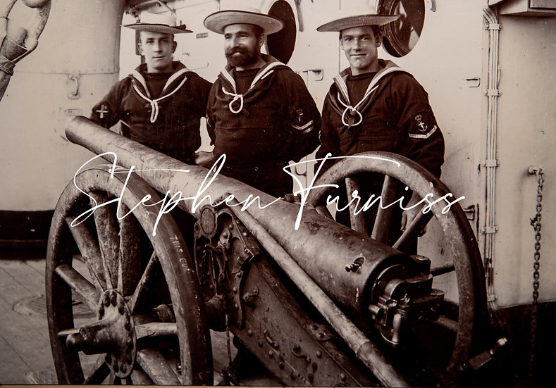 Naval Cannon 1890