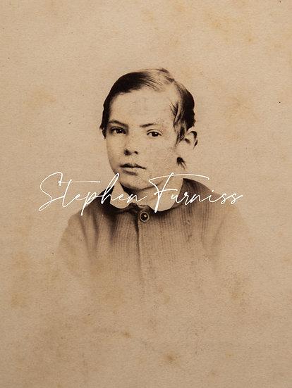 Charley a Slave boy 1864