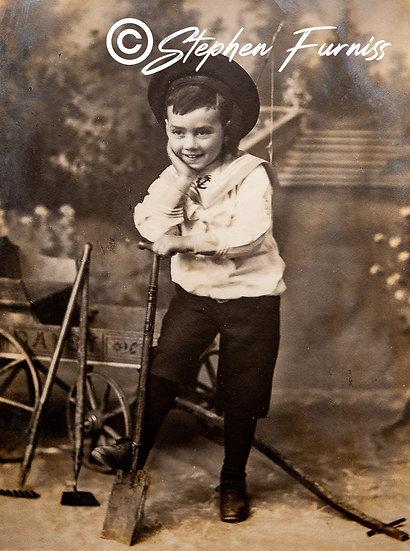 The Young Gardener 1900