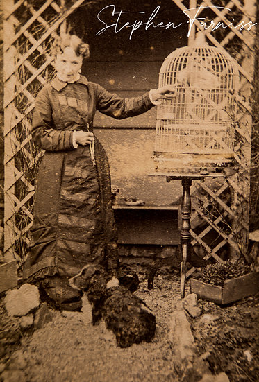 Her Pets 1880's