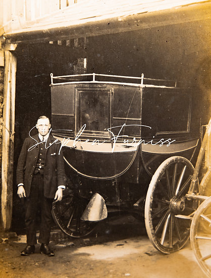 Carriage Driver 1910