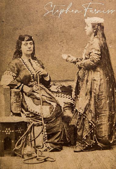 Turkish Women 1870's