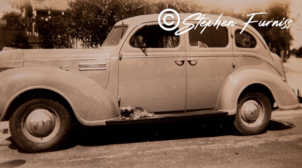 Plymouth Car 1940