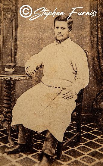Butcher 1870's