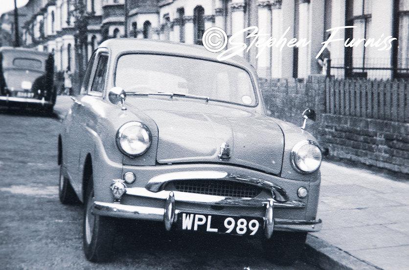Standard 8 1950's