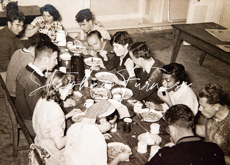 Meal Time! 1950's