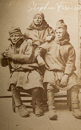 Laplanders 1870's