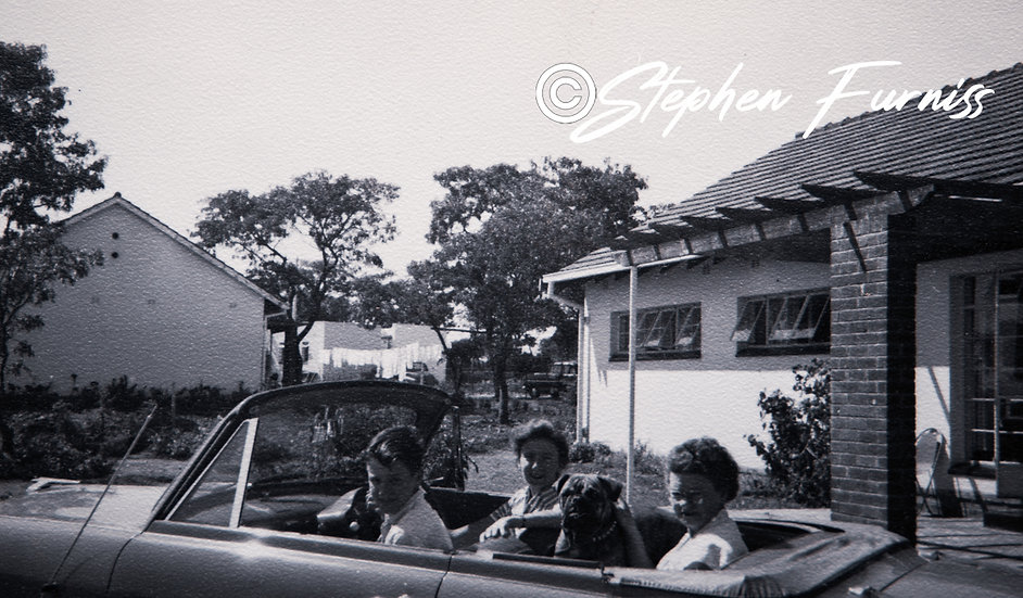 Ford Zephyr Drop Top 1955