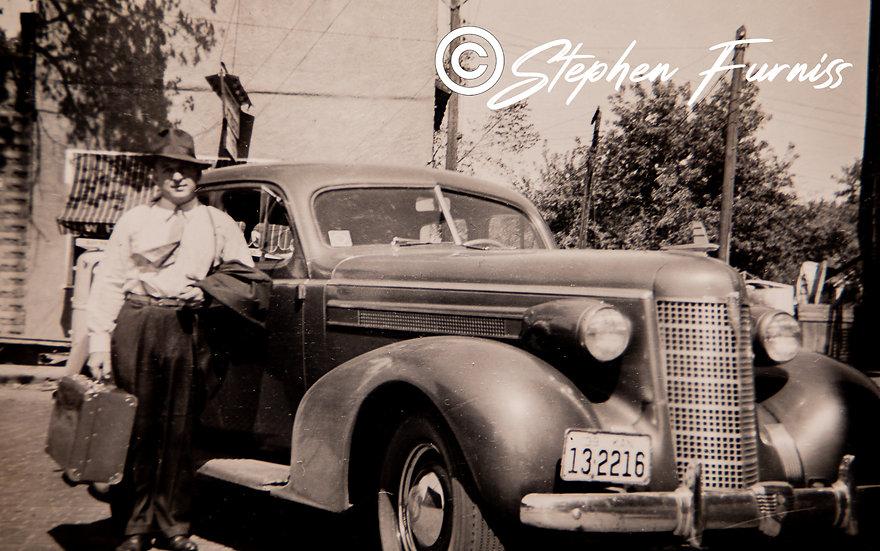 Kanas License Plates c.1940