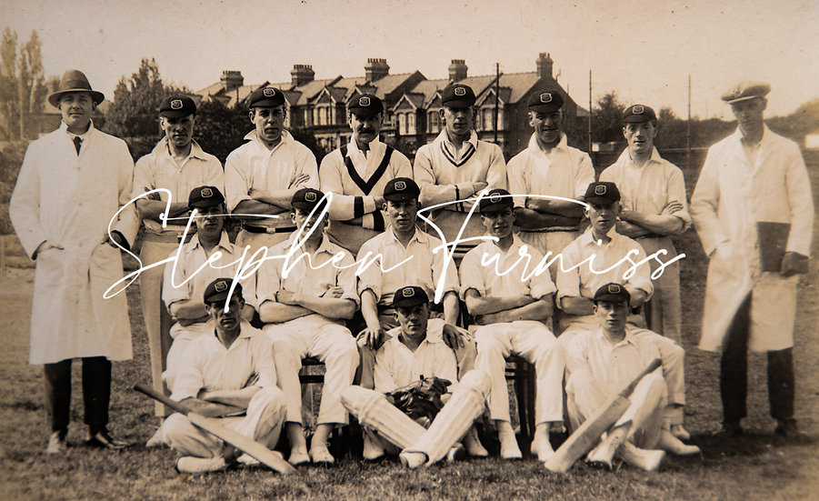 Cricket Team 1930