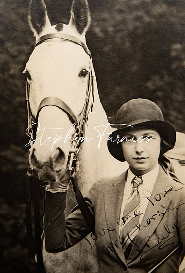 Horse Owner 1920's