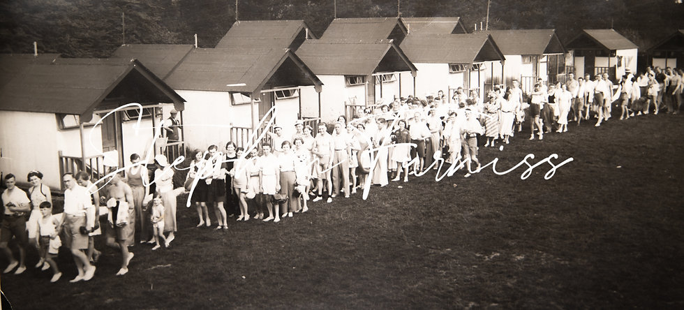 Holiday Camp 1930's
