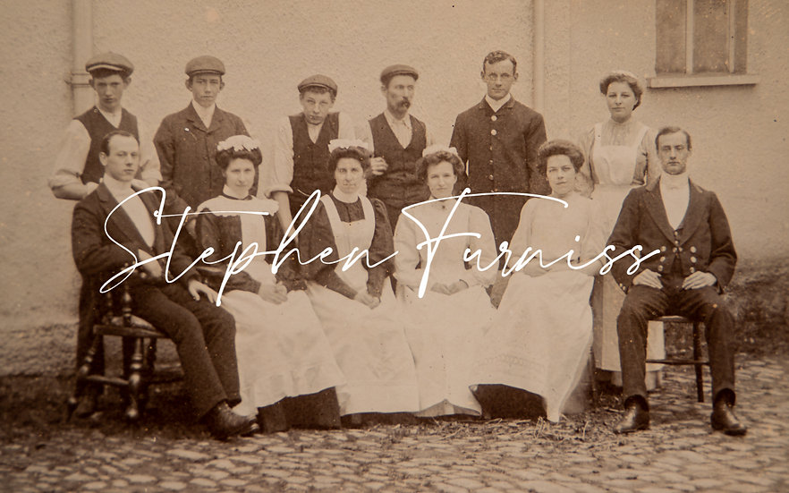 Country House Staff c.1905