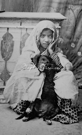Young Indian girl 1920's