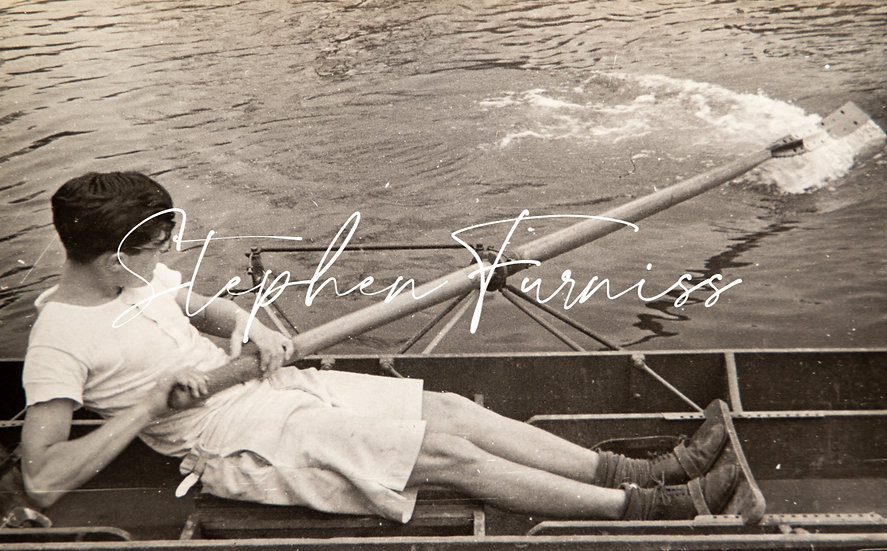 Rower Beaumont College Windsor 1950's