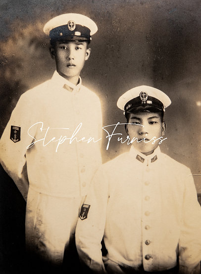 Japanese Cadets 1930's
